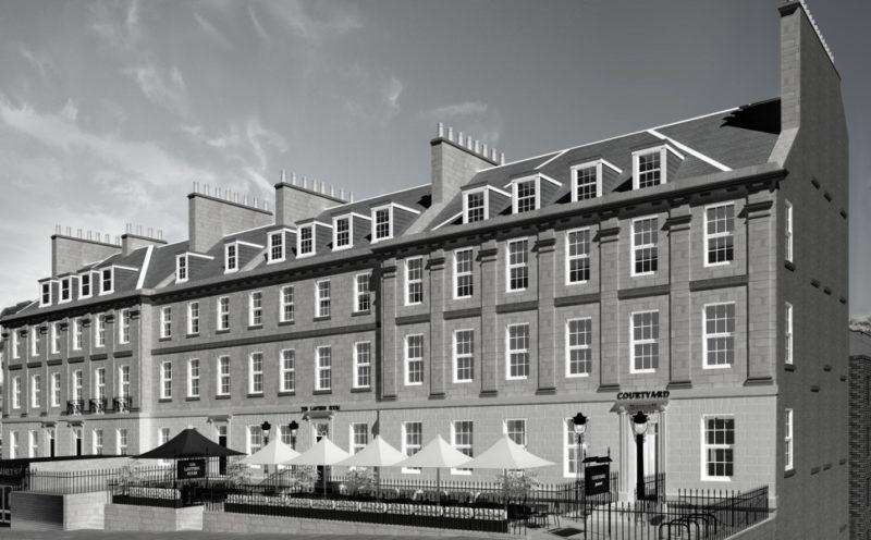 Residence Inn Courtyard by Marriott Edinburgh