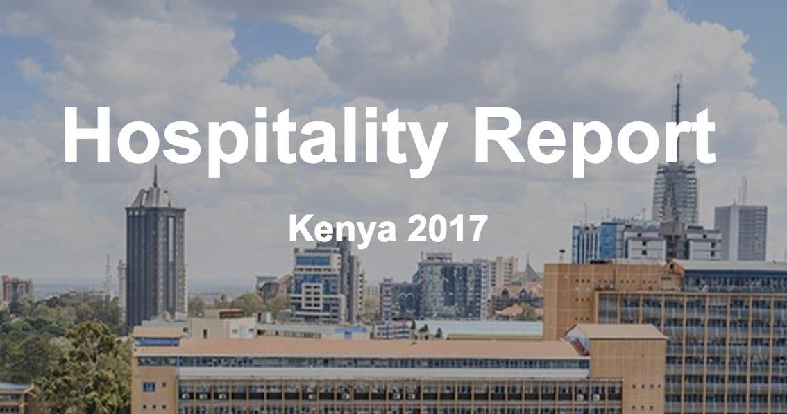 34% of Kenyans prefer three star hotels