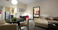 The UK's serviced apartment sector recorded higher occupancy levels (81%) than the hotel sector (77.2%)