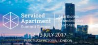 Jonathan Humphries to host a debate on Innovation and Concept Development at the Serviced Apartment Summit Europe, London, 12-13 July