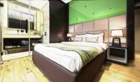 The future of hotel design in hotel concept development