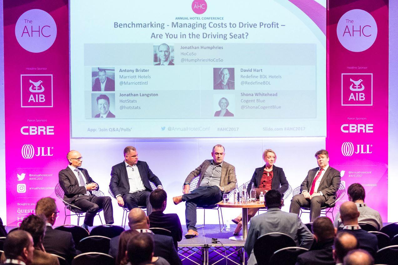 Benchmarking – Managing Costs to Drive Profitability – Ways on how to get you into the driving seat – AHC (Annual Hotel Conference) post panel analysis