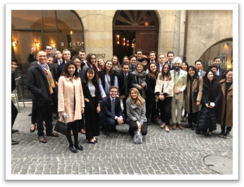 Geneva Fieldtrip – Glion's International Hotel Development and Asset Management Specialization