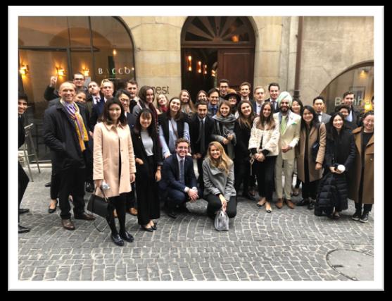 Geneva Fieldtrip – Glion's International Hotel Development and Asset Management Specialization