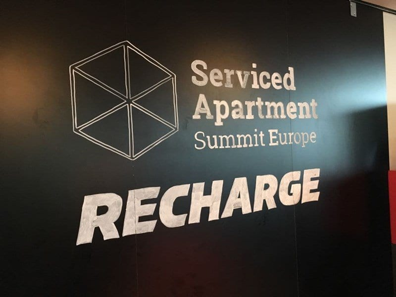 For forward thinking hospitality leaders: SAS RECHARGE 2019