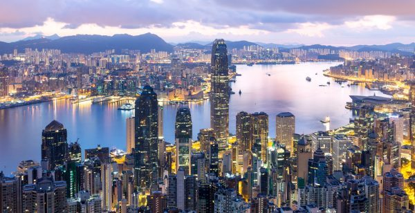 Hong Kong skyline - Hong Kong feature by Katharine Le Quesne