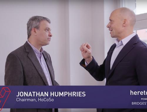SAS RECHARGE 2019 – Glenn Haussman interviews Jonathan Humphries