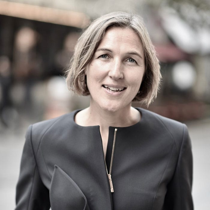 Katharine Le Quesne, Managing Director