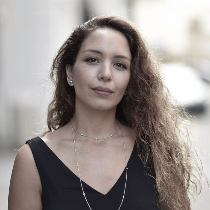 Rhea Watfa - Marketing and Media manager