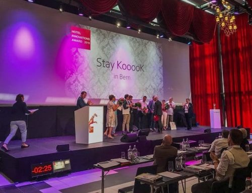 Stay KooooK wins Swiss Hotel Innovation Award