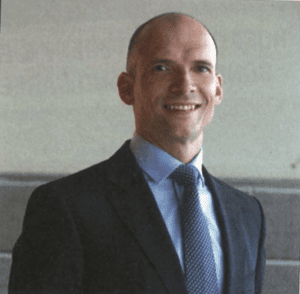 Jonathan Humphries, Head of Specializations at Glion Institute of Higher Education