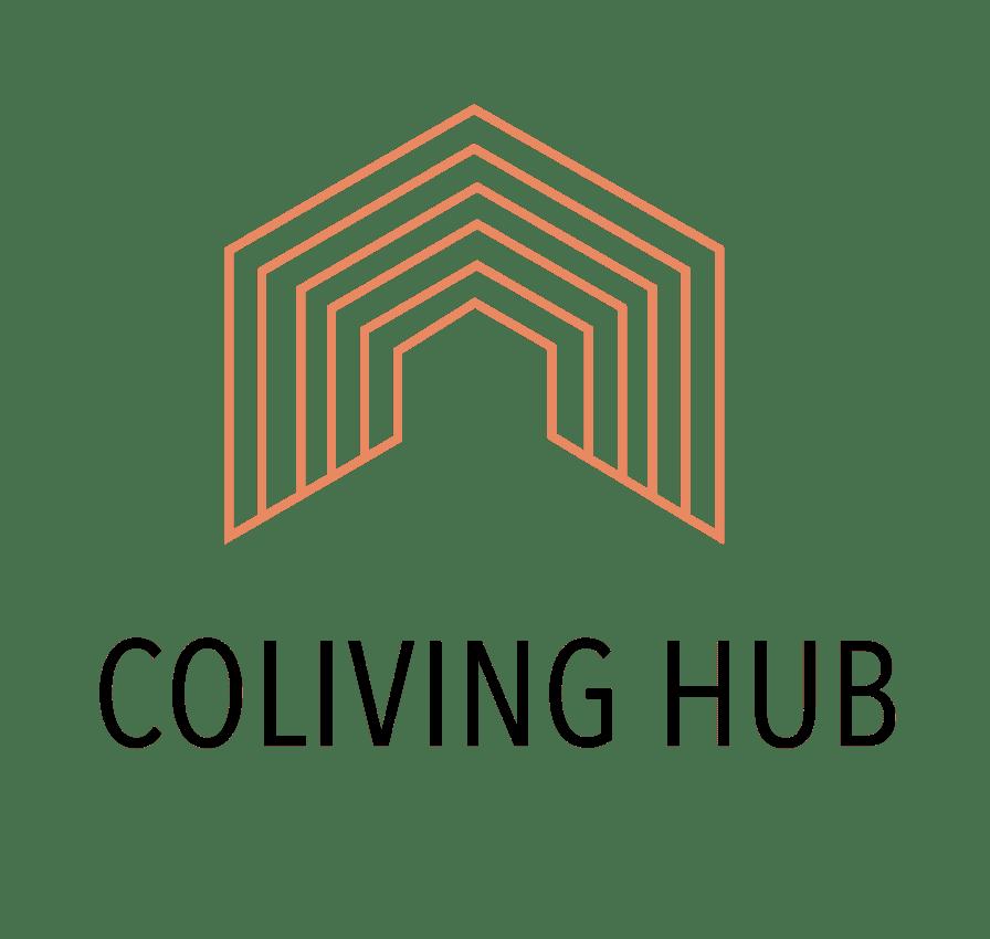 COLIVING HUB - COLIV HUB logo - HoCoSo Conferences