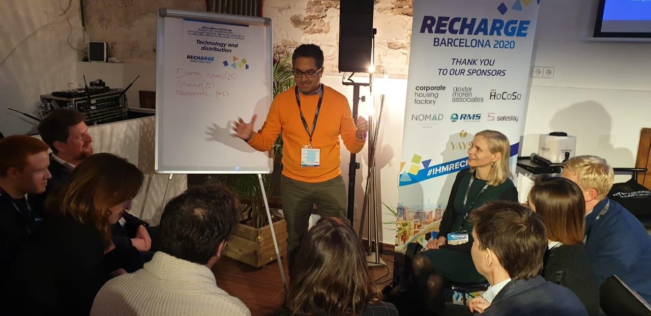 Satyan Joshi, Hotel Ads Business Leader for Google