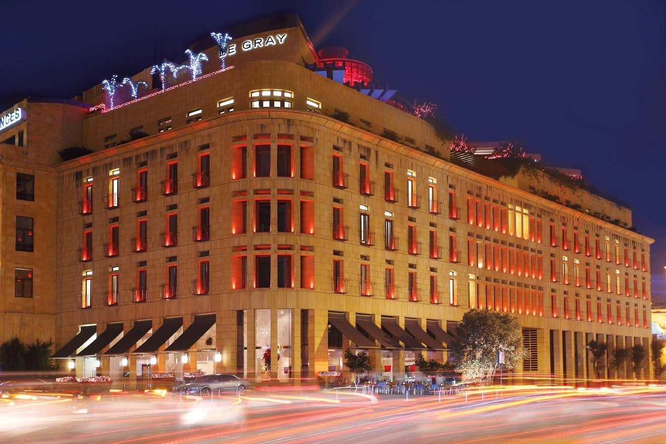 Le Gray Beirut - located in central Beirut