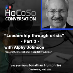 Leadership Through Crisis - Part 3 - with Alphy Johnson