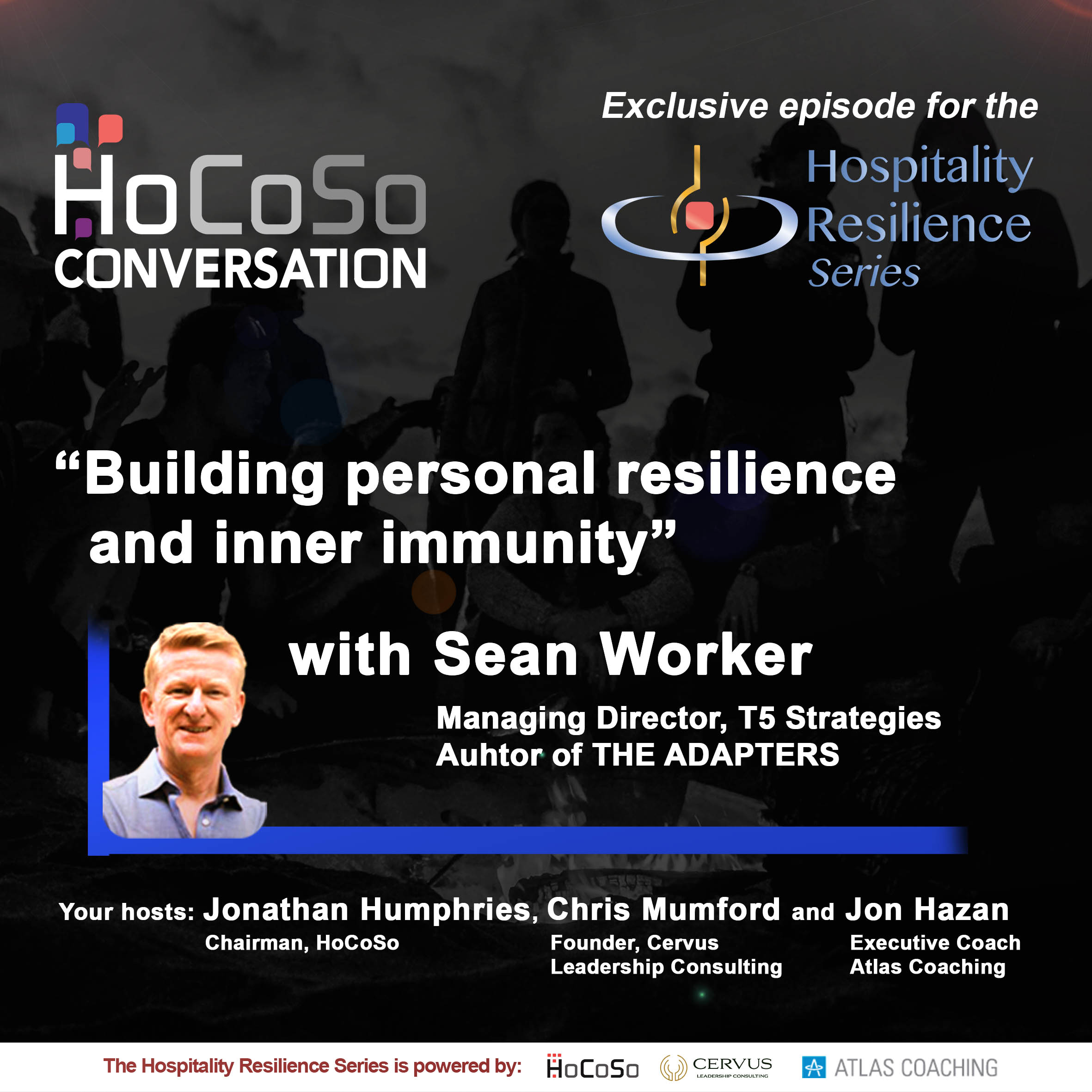Adaptability and the need for change with Sean Worker