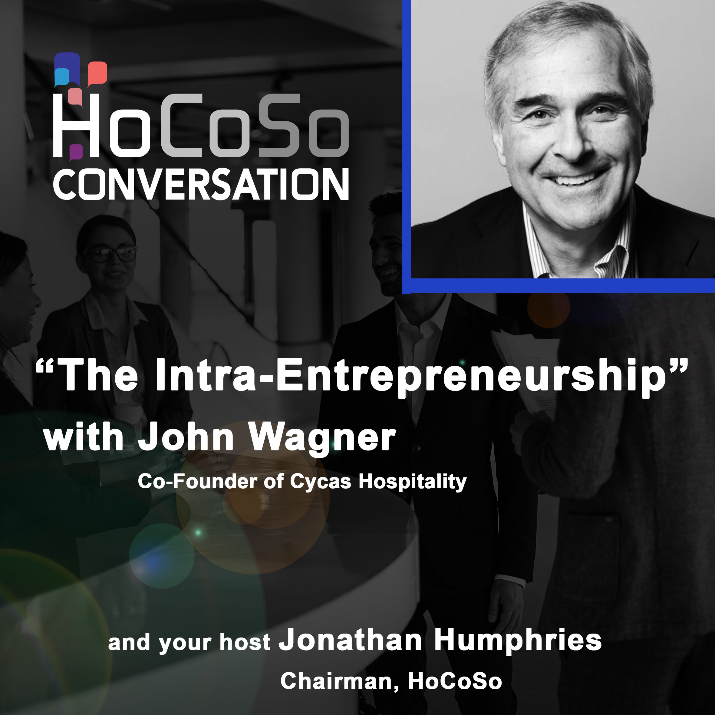 The Intra-Entrepreneurship - with Sean Worker