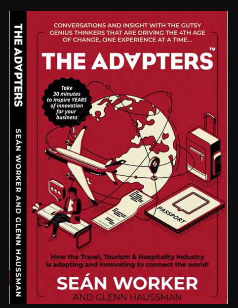 THE ADAPTERS - cover page - by Sean Worker and Glenn Haussman