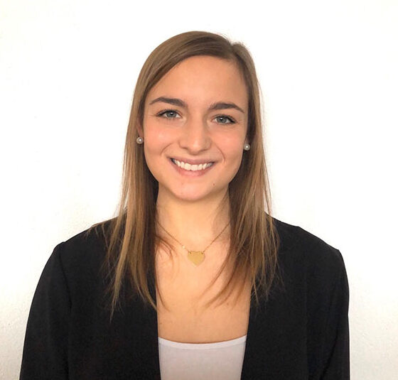 Nina Isler - Glion student - for Room 2035
