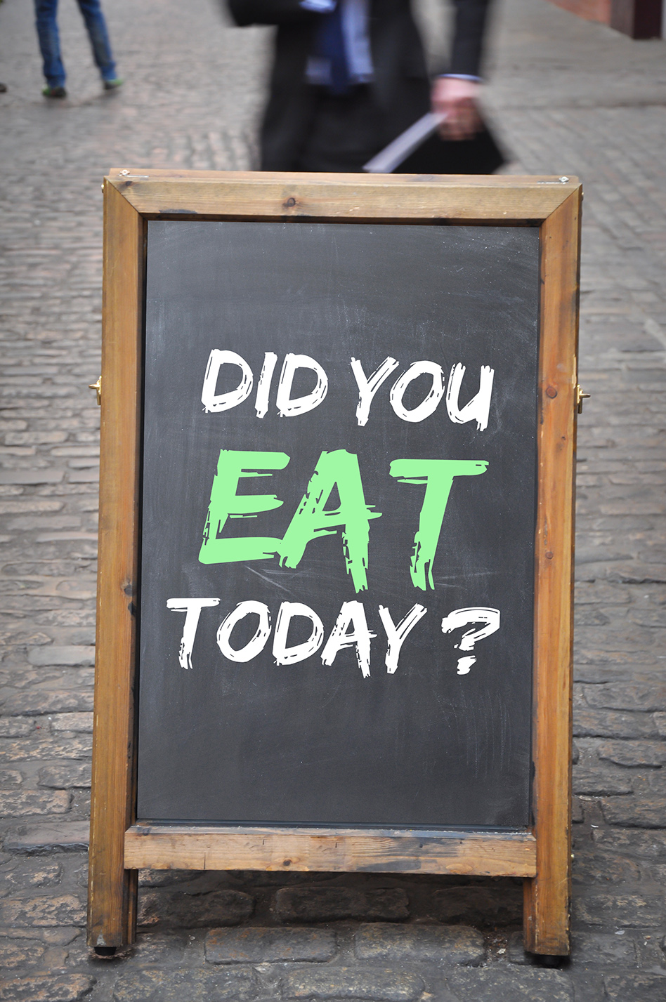 Did you eat today? - Food and the mind - HRS