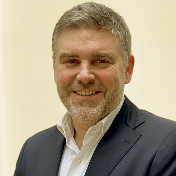 Chris Mumford, Head of Leadership Services