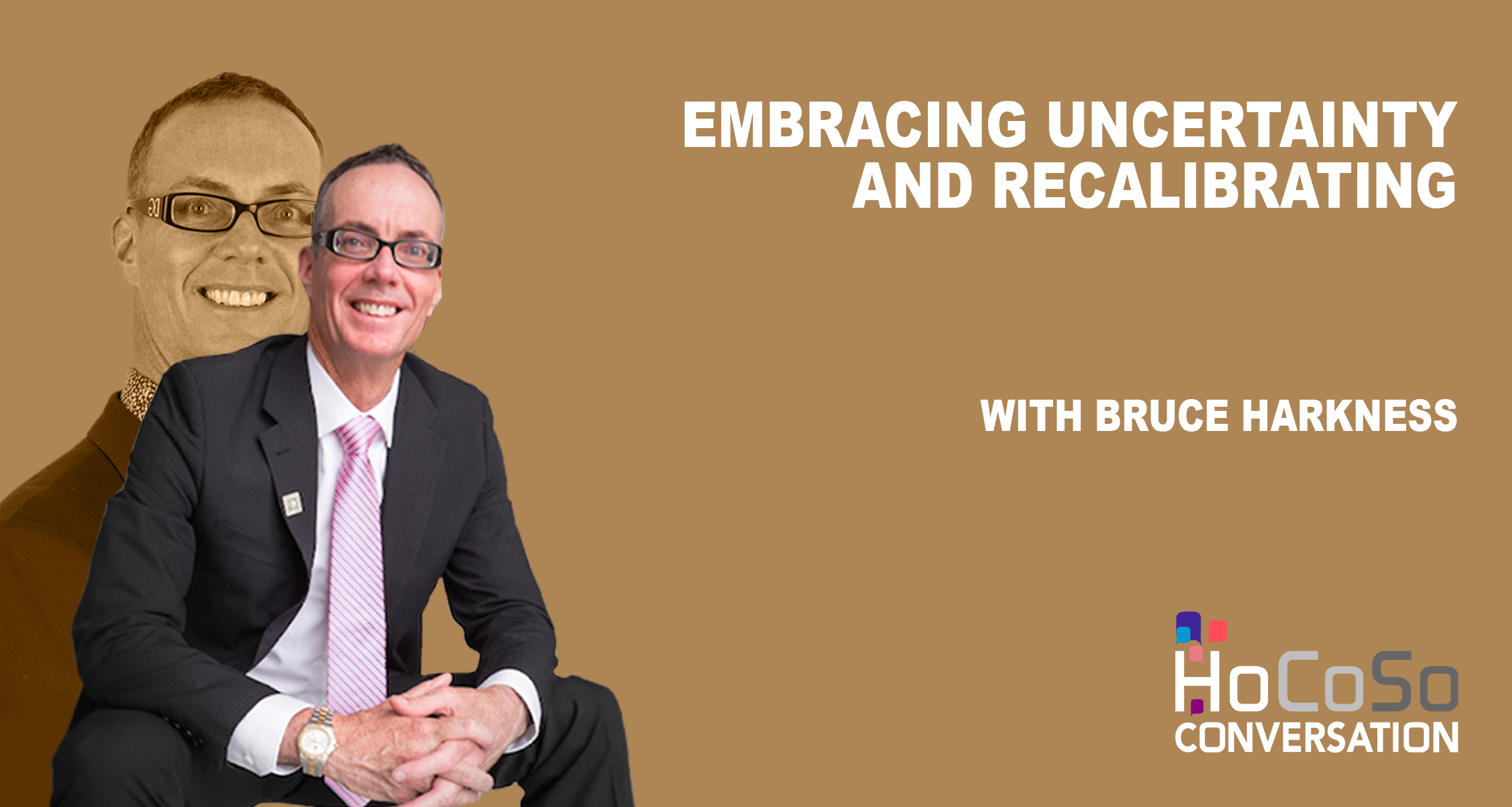 Bruce Harkness for the Hospitality Resilience Series