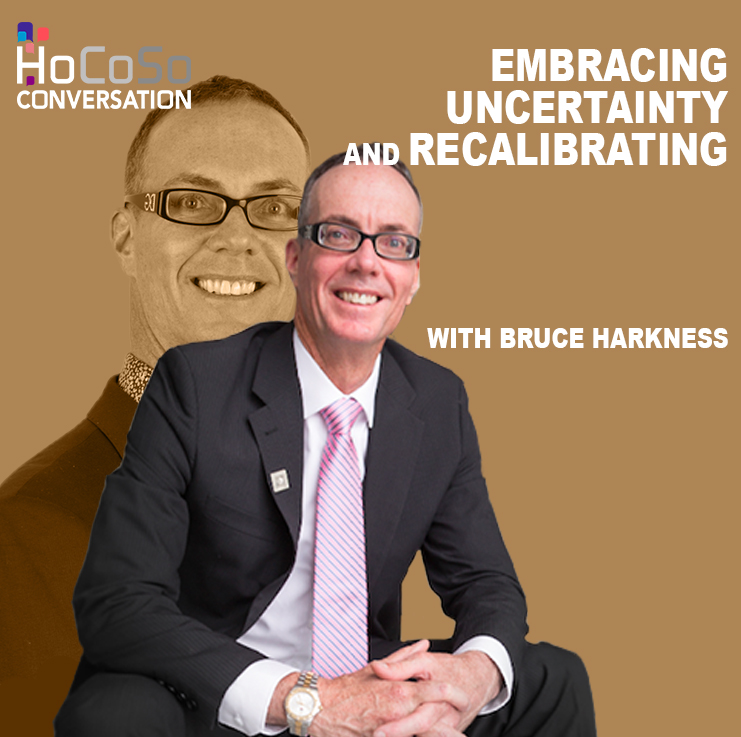 Embracing Uncertainty and Recalibrating with Bruce Harkness