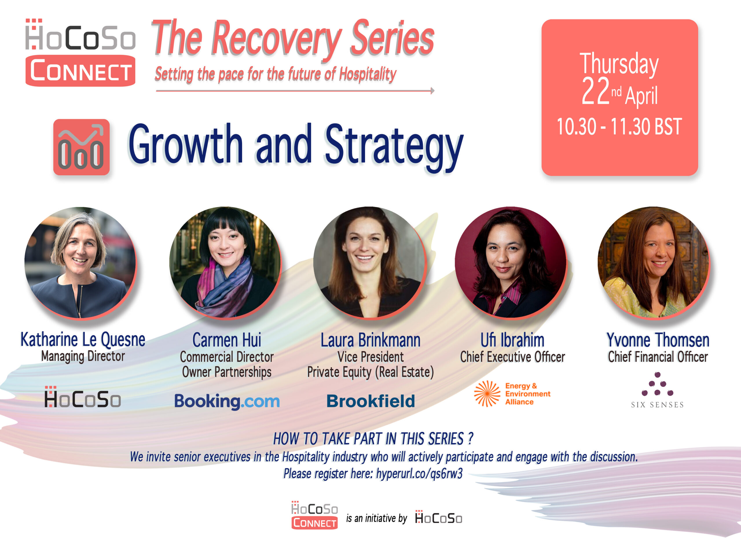 On Growth and Strategy - HoCoSo CONNECT Recovery Series