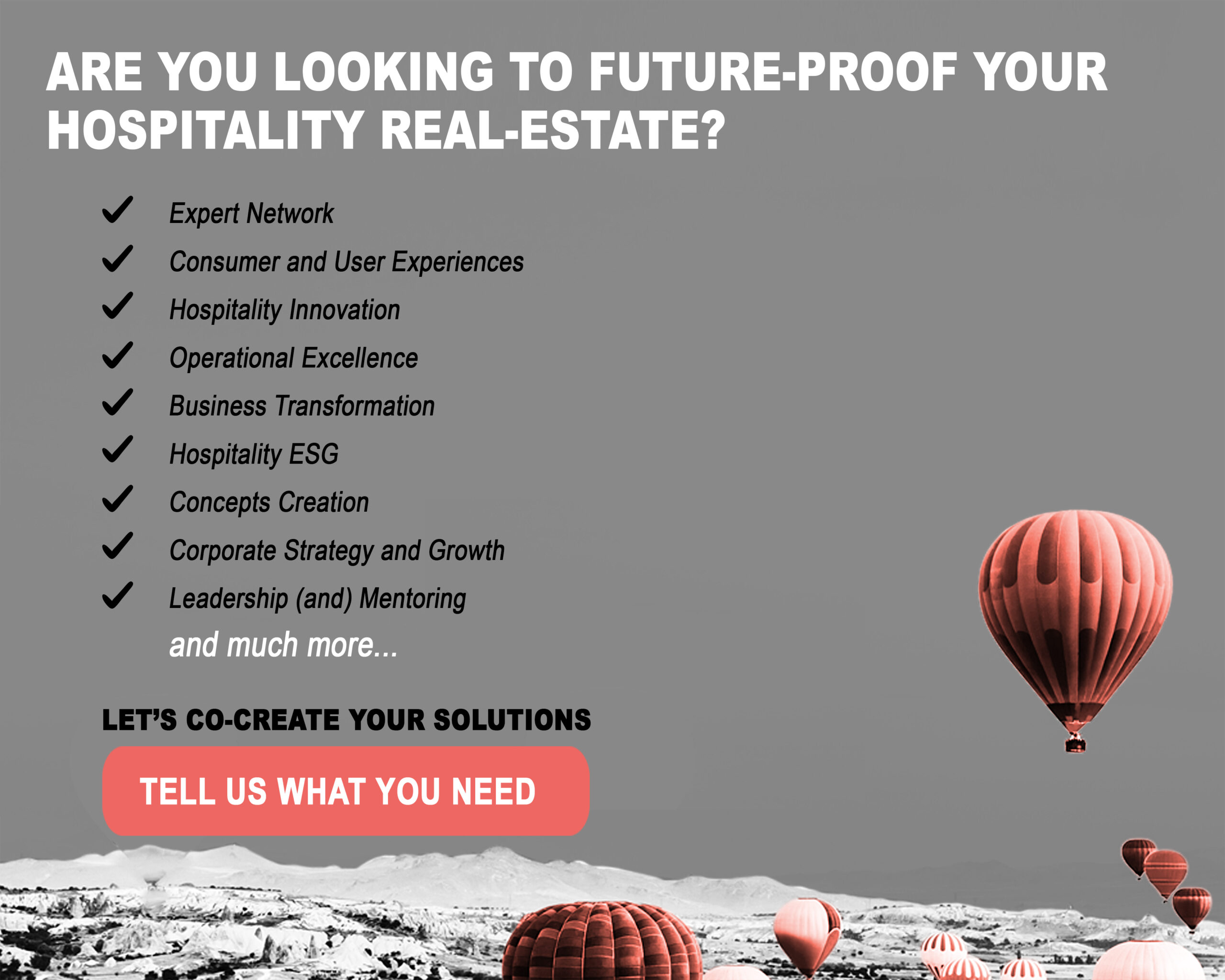 Future Proof your hospitality Real-Estate with HoCoSo