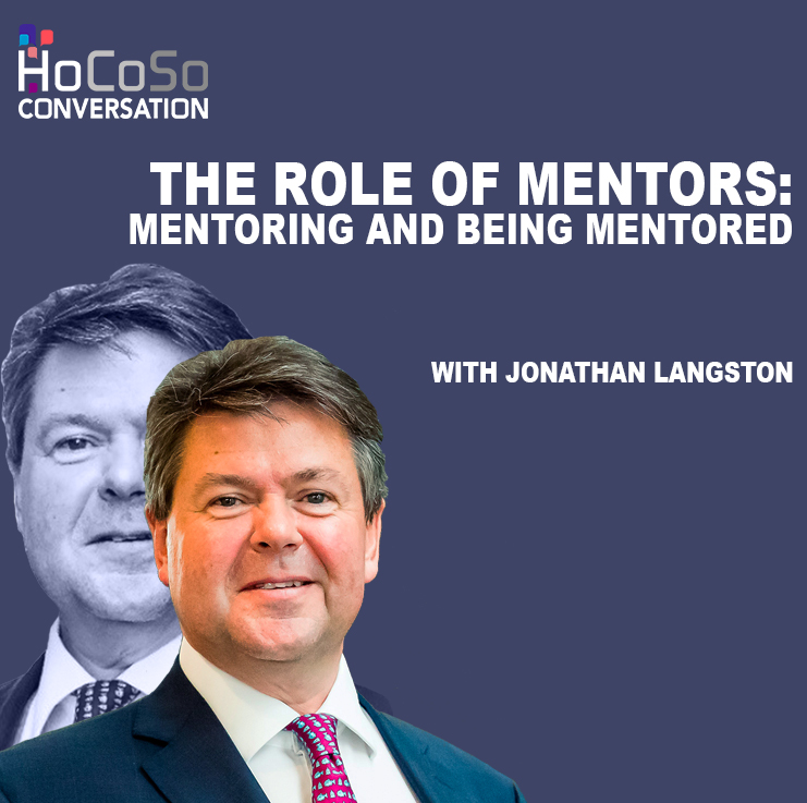 Podcast The role of mentors: mentoring and being mentored - with Jonathan Langston
