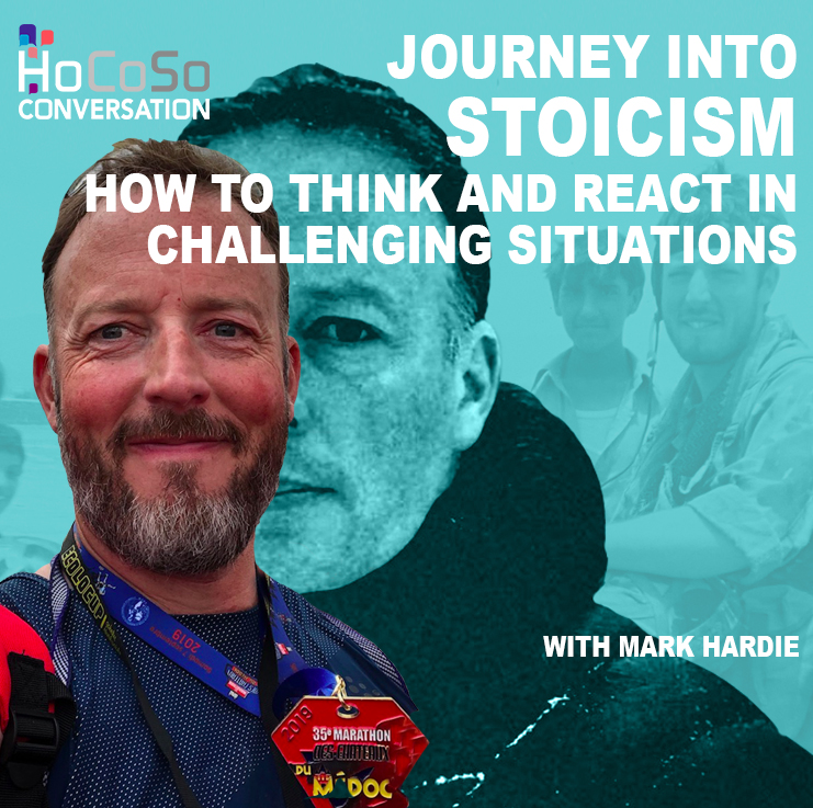Journey into Stoicism: how to think and react in challenging situations