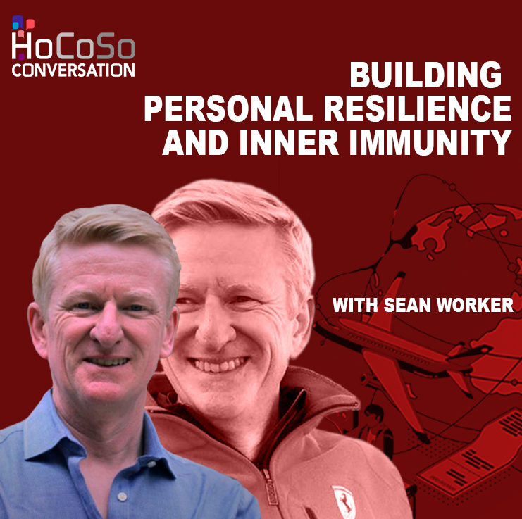 Building personal resilience and inner immunity - with Sean Worker