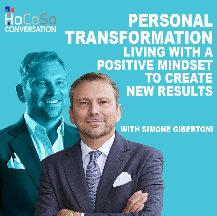 Personal Transformation with Simone Gibertoni