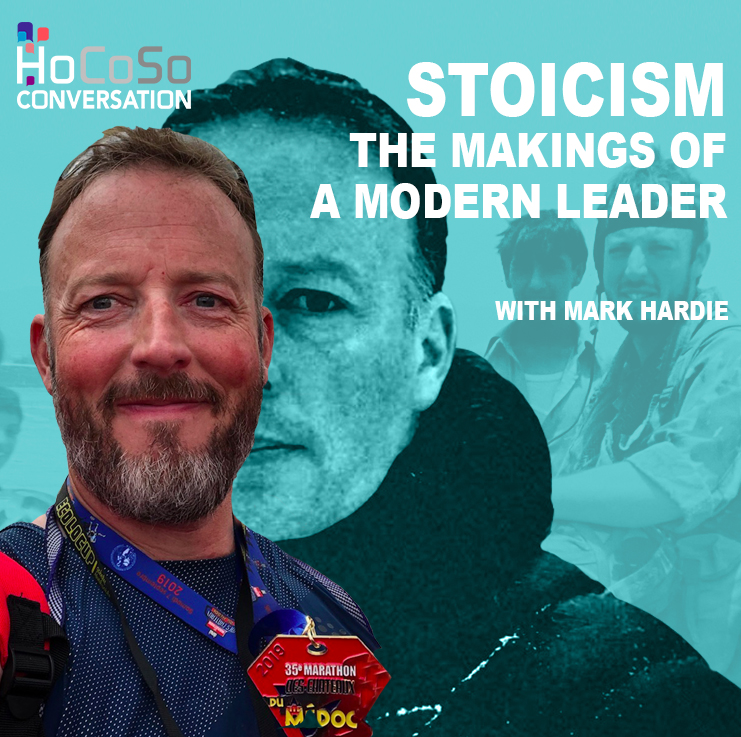 Stoicism: The makings of a modern leader with Mark Hardie